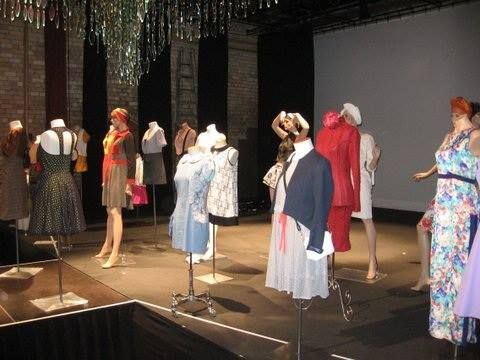 Purfex mannequins looked absolutely fabulous on stage at The Pumphouse theatre as part if the Inspire static display. Many thanks to Glen who generously loaned them to help raise funds towards the new toilet renovation.