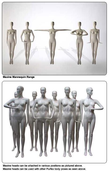 Maxine Mannequins