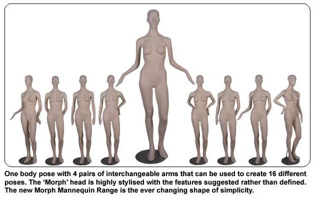 Morph Mannequins