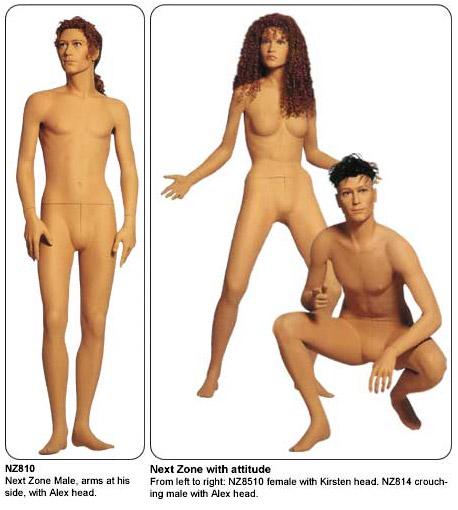 Next Zone Mannequins