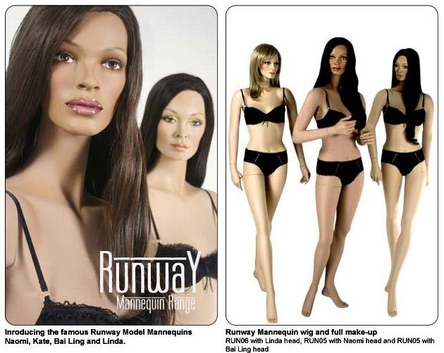 Runway Mannequins